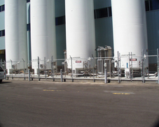 16000 Gallon Tank Farm